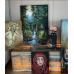 Tuval Üzerine  Akrilik Boya (Henna Collection1)